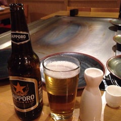 Photo taken at Mr. An's Teppan Steak & Sushi by Andrew C. on 11/8/2014