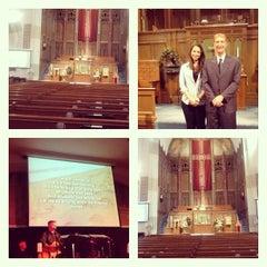 Photo taken at Bethany United Methodist Church by Ivy O. on 7/14/2013