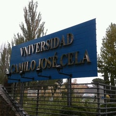 Photo taken at Universidad Camilo José Cela (UCJC) by Iratxe M. on 10/30/2012