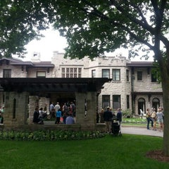 Photo taken at Henry Ford Estate by Banana m. on 7/27/2013