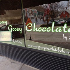 Photo taken at Oooey Gooey Chocolate by Lane by Danny O. on 4/20/2013