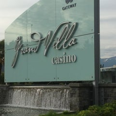 Photo taken at Grand Villa Casino by Christina B. on 5/16/2013