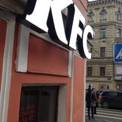 Photo taken at KFC by Кеша П. on 11/5/2012