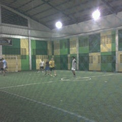 Photo taken at Star Futsal by Rinni F. on 11/24/2012