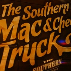 Photo taken at The Southern Mac & Cheese Truck by Dave K. on 11/2/2012
