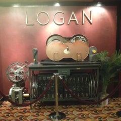 Photo taken at Logan Theatre by Julian C. on 5/25/2013