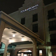 Photo taken at Four Points by Sheraton San Antonio Downtown by the Riverwalk by Lacey S. on 12/25/2012