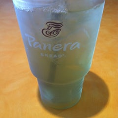 Photo taken at Panera Bread by JaMia R. on 4/9/2013