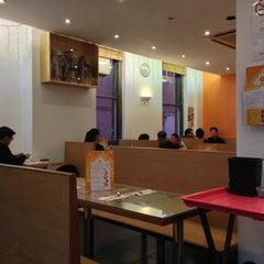 Photo taken at LongJi Hong Kong Restaurant by Richard Y. on 4/13/2013