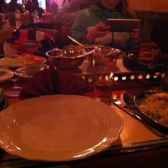 Photo taken at Indian Restaurant Ganesha by Ekaterina R. on 9/22/2013