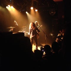Photo taken at La Maroquinerie by Ma L. on 4/22/2013