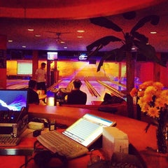 Photo taken at BOWLERO by Marcel E. on 5/17/2012