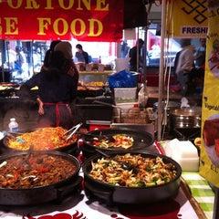 Photo taken at Sunday UpMarket by Jason A. on 4/15/2012