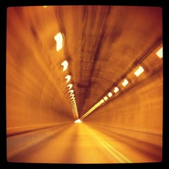 Photo taken at Liberty Tunnel by Joi on 10/17/2011