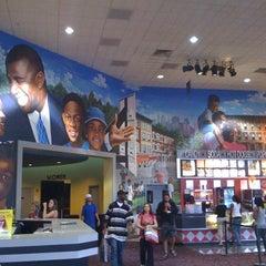 Photo taken at AMC Magic Johnson Harlem 9 by WeHarlem on 7/16/2011