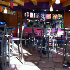 Photo taken at Taco Bell by Russell H. on 12/20/2010