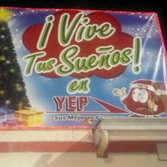 Photo taken at Almacenes Yep by Juan David L. on 11/30/2011