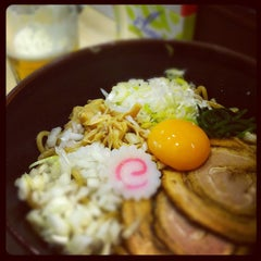 Photo taken at 麺場 風天 by a2c H. on 10/21/2011