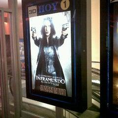 Photo taken at Metro Cinemas Mall Multiplaza by Fernando F. on 3/17/2012