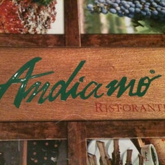 Photo taken at Andiamo by Roberta T. on 8/28/2011