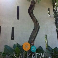 Photo taken at Sai Kaew Beach Resort (ทรายแก้ว บีช รีสอร์ท) by NattapaCH S. on 5/11/2012