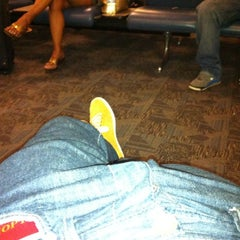 Photo taken at Gate C48 by Mikhail D. on 9/4/2011