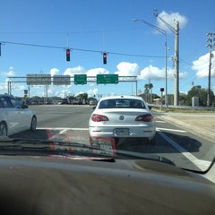 Photo taken at Interstate 4 & Florida State Route 436 by Kristina C. on 12/23/2011