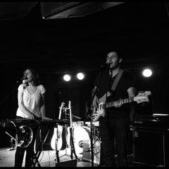 Photo taken at Larimer Lounge by Dan S. on 11/8/2011
