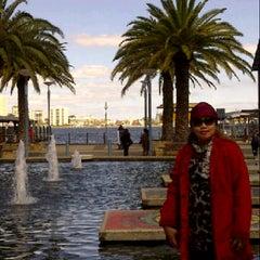 Photo taken at Swan River by NoVie Y. on 9/12/2012