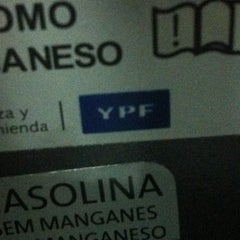 Photo taken at YPF by Sebastián M. on 5/8/2012