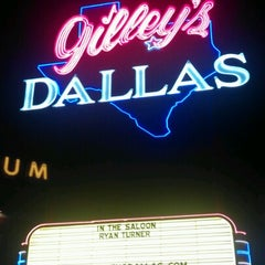 Photo taken at Gilley's Dallas by Jessica H. on 6/9/2012
