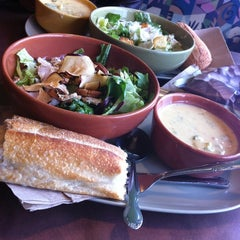 Photo taken at Panera Bread by Abbie M. on 4/16/2011
