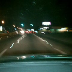 Photo taken at Intersection W Oakland Park Blvd & N Powerline Rd by Travis N. on 12/21/2011