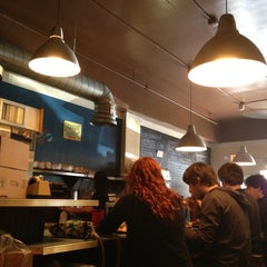 Photo taken at Bunk Sandwiches by Buny N. on 3/31/2012