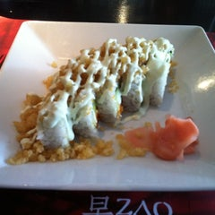 Photo taken at Zao Oriental Cuisine by Gus F. on 9/7/2011