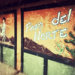Photo taken at Paso del Norte by Bryan H. on 4/26/2012