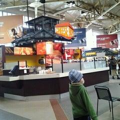 Photo taken at South Station Food Court by Joy J. on 2/21/2012