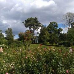 Photo taken at Parc de Bagatelle by Matt J. on 8/26/2012