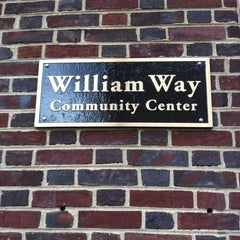 Photo taken at William Way Community Ctr by Maria on 9/5/2011