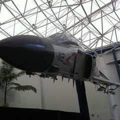 Photo taken at San Diego Air & Space Museum by Rich L. on 12/27/2011