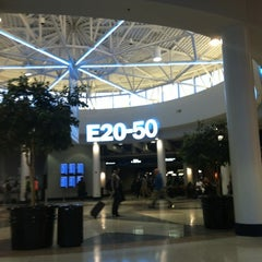 Photo taken at Concourse E by Becky S. on 1/27/2012