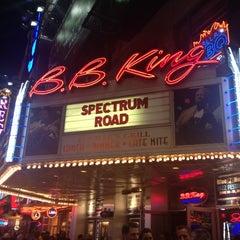 Photo taken at B.B. King Blues Club & Grill by George V. on 6/30/2012