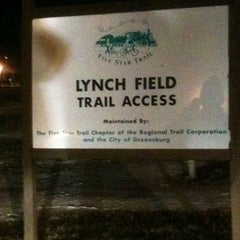 Photo taken at Lynch Field by Anthony B. on 2/14/2012