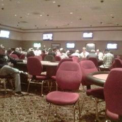Photo taken at Barona Poker Room by Scott M. on 9/21/2011