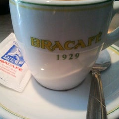 Photo taken at Bracafé by Albert B. on 6/13/2012