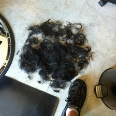 Photo taken at Bear Hair By Chuck by Chuck M. on 6/30/2012