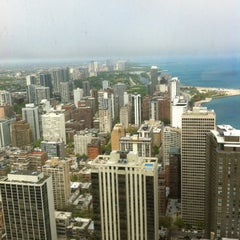 Photo taken at Four Seasons Hotel Chicago by Dale S. on 4/19/2012