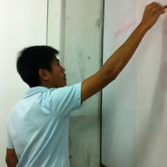 Photo taken at Pusat Tuisyen Teguh by Danny K. on 11/12/2011