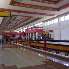Photo taken at Minangkabau International Airport (PDG) by Derio J. on 7/23/2012