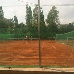 Photo taken at Tennis Club 1882 by Alex G. on 6/14/2011